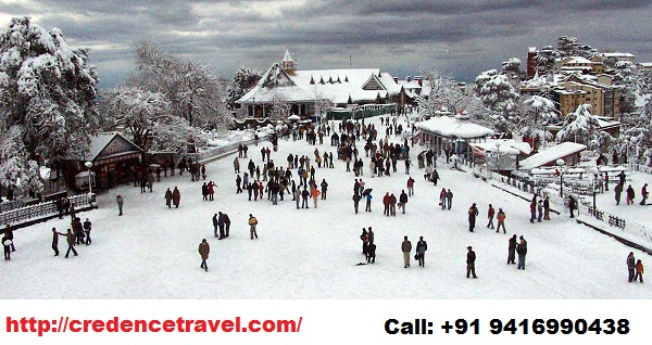 Shimla 2 Night / 3 Days Holiday package at low price