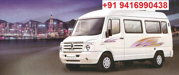 Online tempo traveller booking
