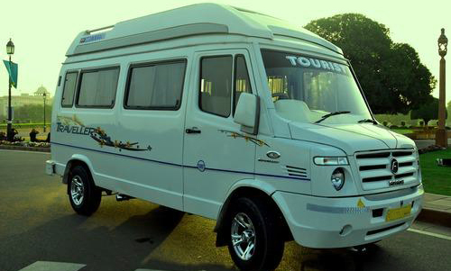11 Seater tempo traveller hire
