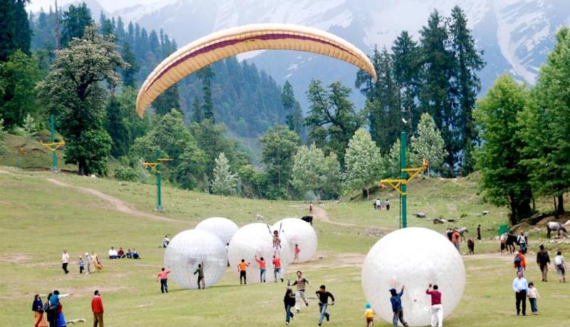 5 Night 6 days Shimla Manali Package