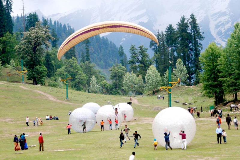 Delhi Shimla Manali 5 Night 6 Days Package