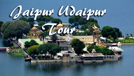 Jaipur - udaipur tour package