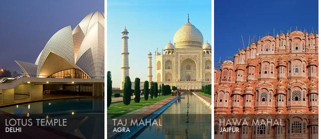 The Golden Triangle Tour India