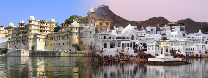 Golden Triangle Tour With Pushkar and Udaipur