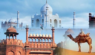 5 Day Golden Triangle Tour, India Golden Triangle