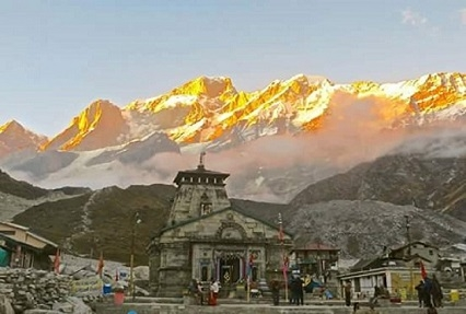 Gangotri Badrinath Kedarnath yatra 7 Nights / 8 Days