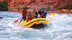 RIVER RAFTING PACKAGES FROM DELHI