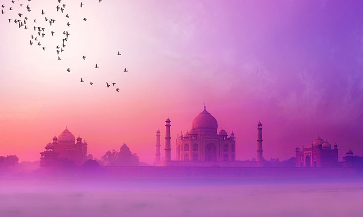India with History and Nature