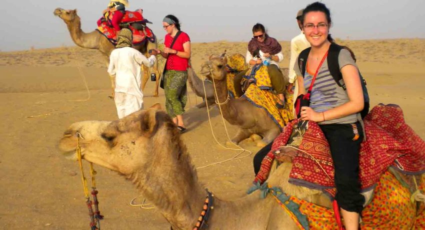 Rajasthan Tourism with credence travel
