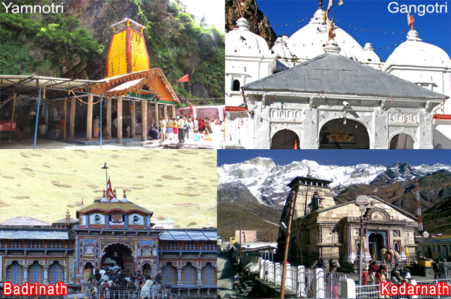char Dham yatra tour packages