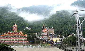 Delhi Rishikesh Tour Package