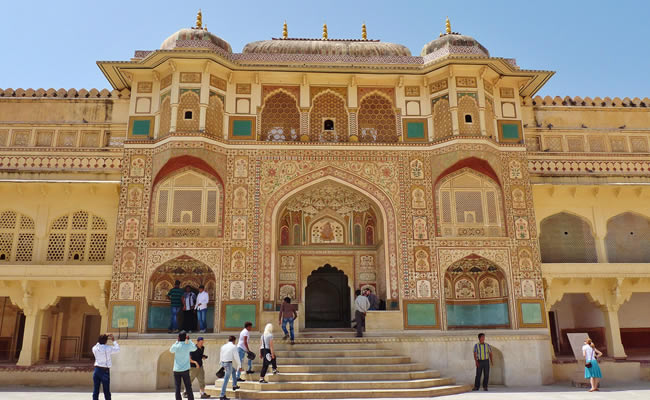 Golden Triangle Tour With Pushkar Udaipur